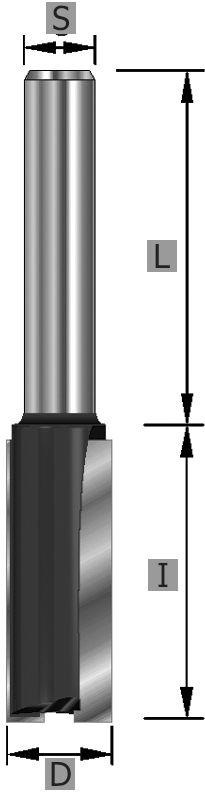 Nutfräser 18mm